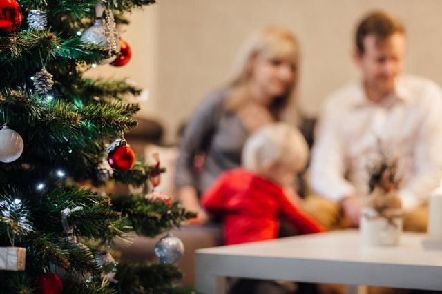 一家団欒なクリスマス