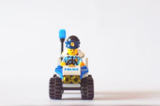 レゴの警察