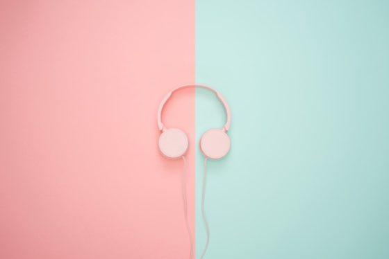 ピンクと水色のサウンド